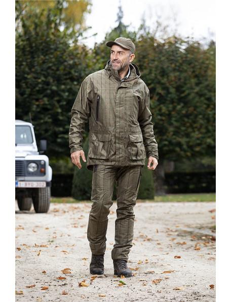 Holmes bukser i tweed design
