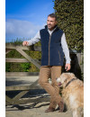 Highfield fleece bodywarmer men