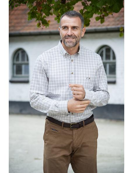 Berkley stilfuld skjorte.