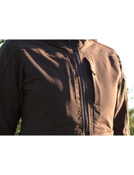 Frigga Iduna jakke med to brystlommer fra Northern Hunting til nyjægere og outdoor.
