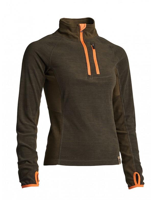 Smart og varm undertrøje designet til kvinder til jagt og outdoor