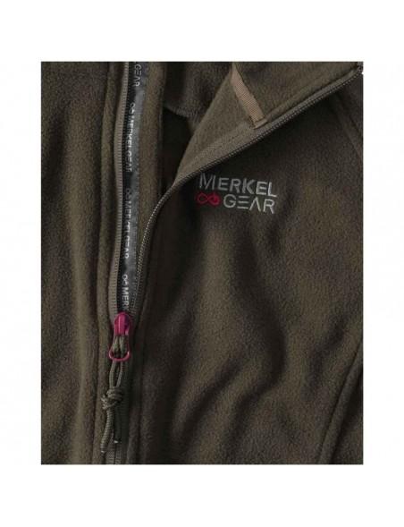 Basis fleece jakke fra Merkel Gear til kvinder
