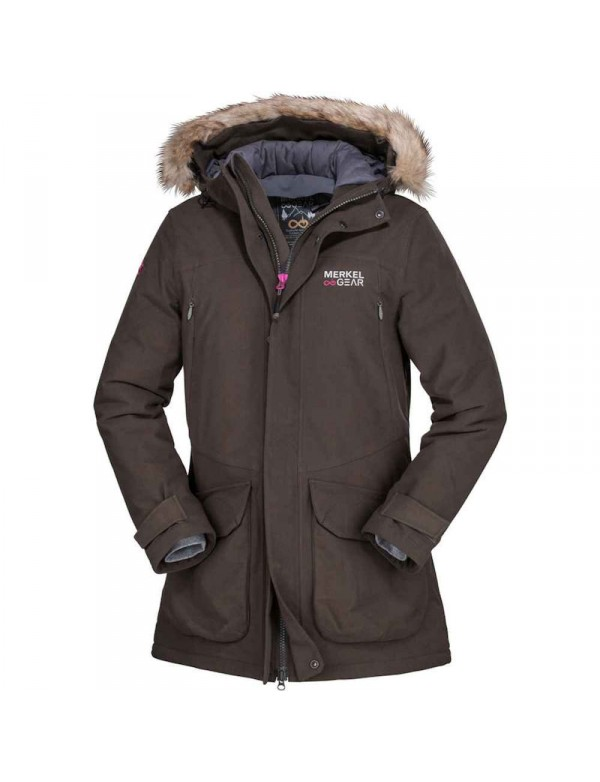Expedition WNTR Parka jakke fra Merkel Gear