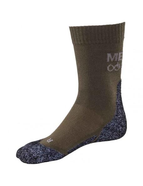 Korte Merino sokker fra Merkel Gear