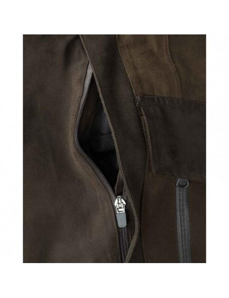 Huntex membran bukser fra Parforce med ventilation