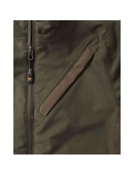 Huntex Rådyr jakke fra Parforce med forlomme