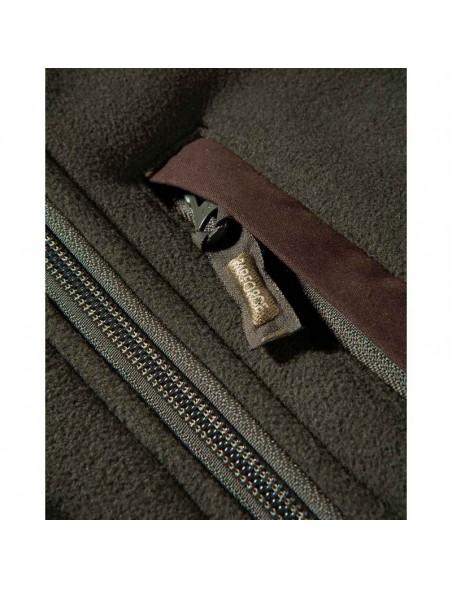 Artemis PS 5000 fleece jakke fra Parforce lommer