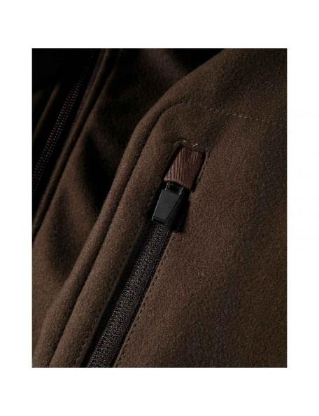 PassionXP membran fleece jakke fra Parforce med lomme