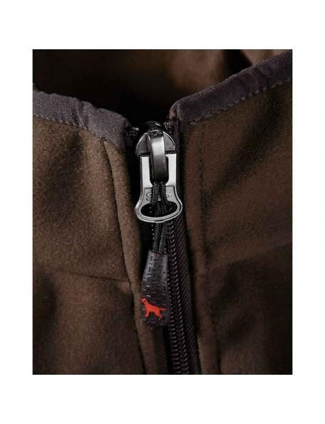 PassionXP membran fleece jakke fra Parforce kraftig lynlås