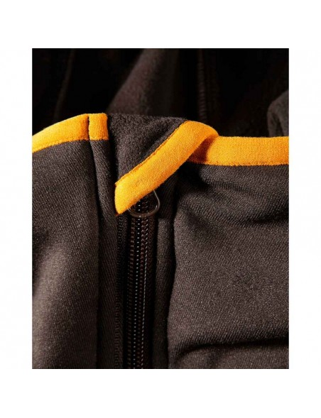 Softshell jakke fra Parforce med hagebeskytter