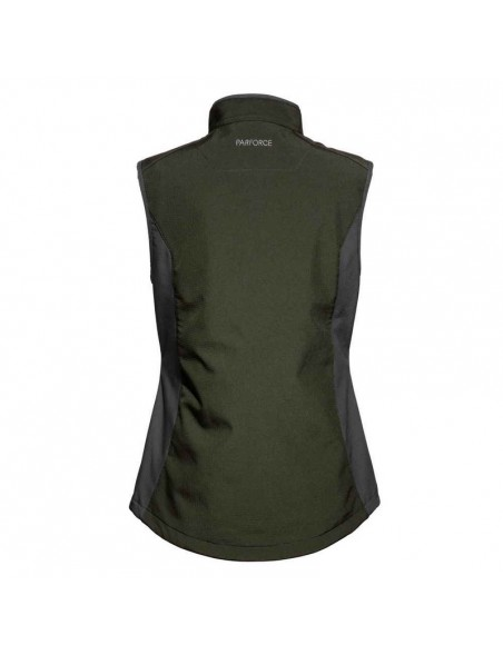 Soft shell vest fra Parforce