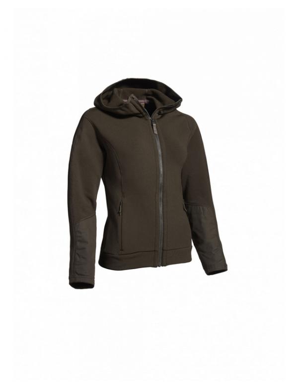 Hela fleece jakke fra Northern Hunting til jagt og outdoor