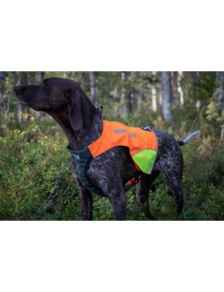 Protector jagtvest til hunden med brystparti beskyttelse