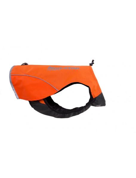 Protector jagtvest til hunden med rød markering