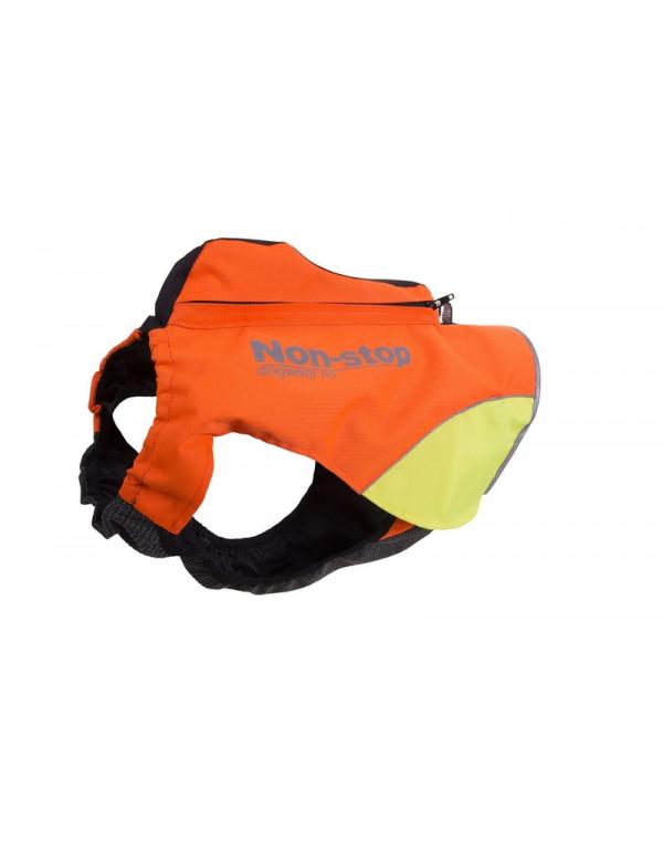 Protector GPS-vest til hunden med gul markering