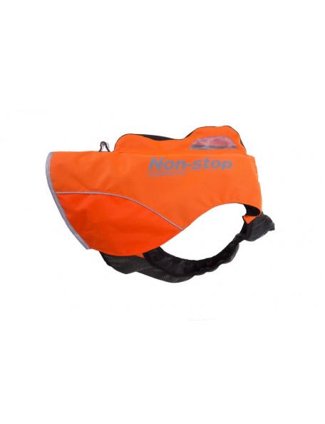 Protector GPS-vest til hunden med rød markering