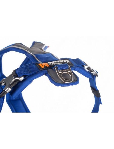 Hundesele Harness blå