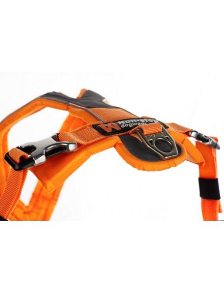 Hundesele Harness orange