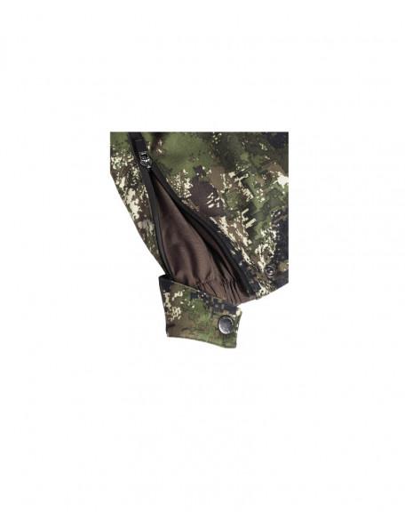 Camouflagebukser Asfrid Aud benlukning