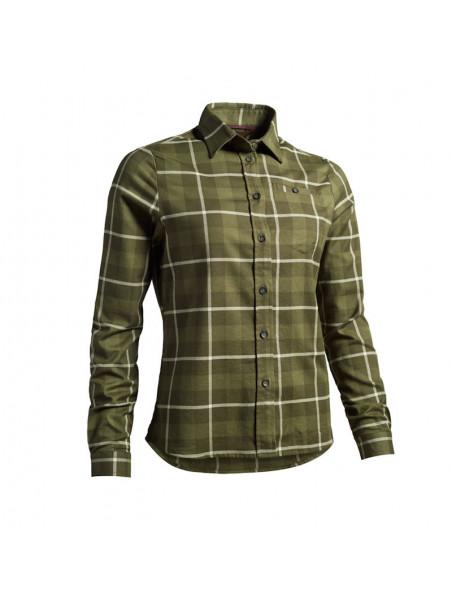Jofrid skjorte til kvinder med strech fra Northern Hunting