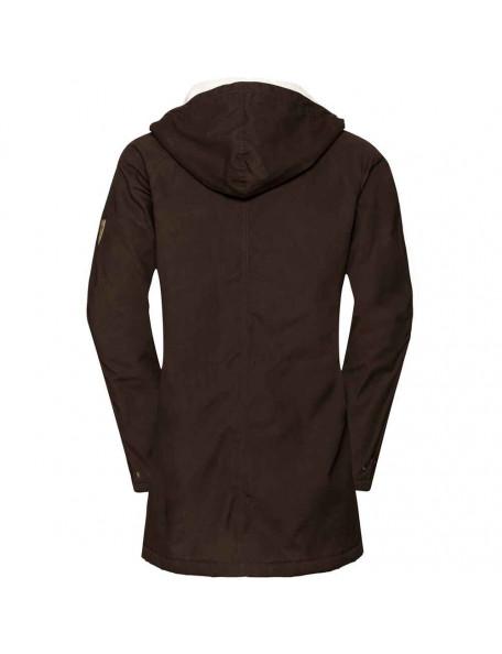 Parka jakke PS5000 med fiberpels fra Parforce til kvinder