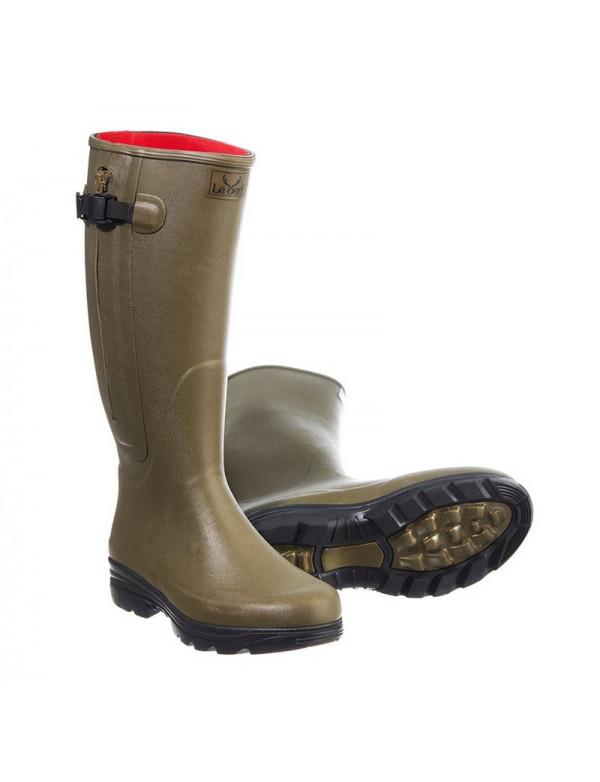 Le Cerf Cardinal gummistøvler