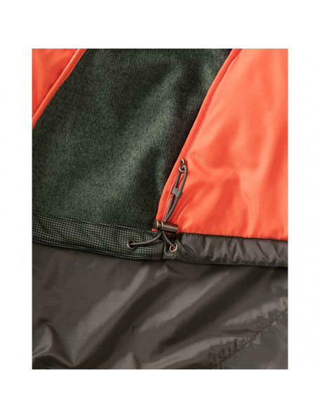 Smart termo hoody jakke til kvinder justerbar