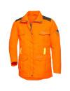 Orange hundefører jakke til kvinder