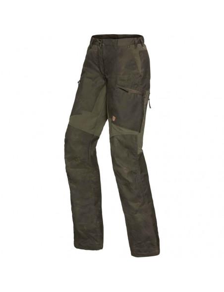 Pürsch bukser med stretch og flere lommer til kvinder