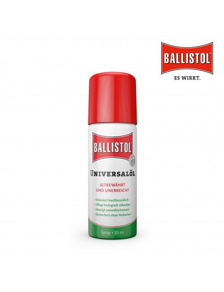 Ballistol universal gun oil on spray