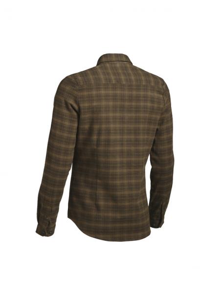 VILDA skjorte fra Northern Hunting til jagt set bagfra