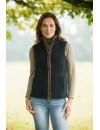 Sally en stilfuld fleece vest fra Baleno