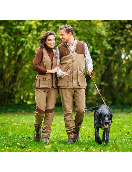 Chatham hundefører vest i klassisk country lifestyle fra Baleno