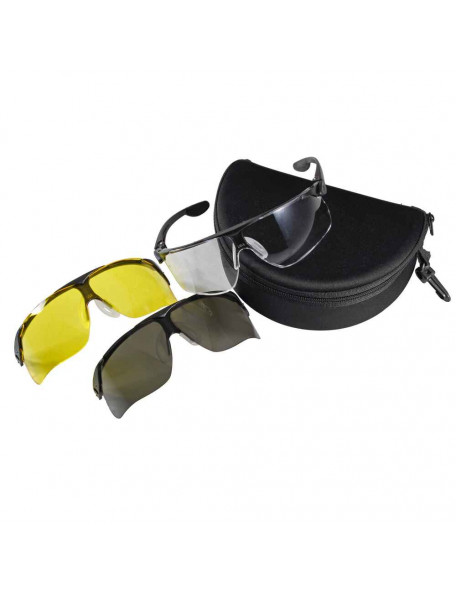 3M Peltor Maxim complete goggles set