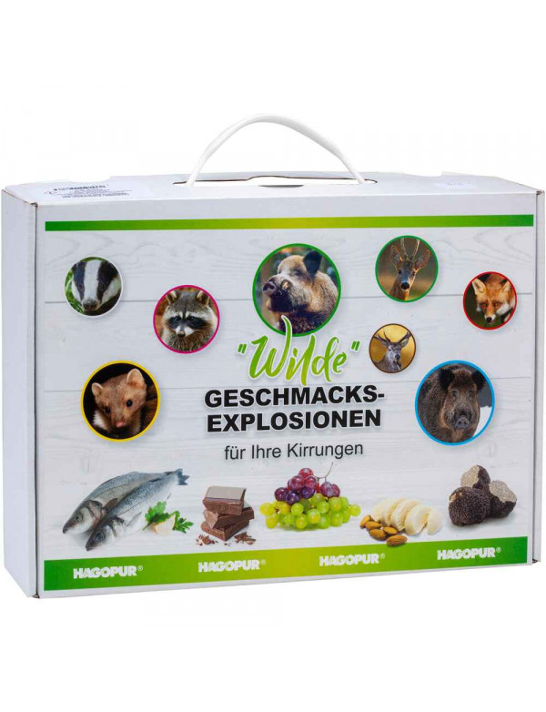 Lures for wild boar and deer