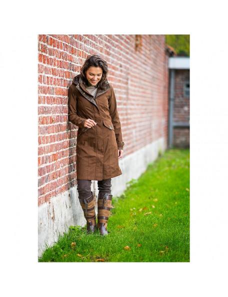 Damefrakke i et klassisk country lifestyle design – Chelsea
