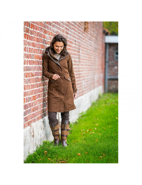 Women's jacket in a classic country lifestyle design – Chelsea