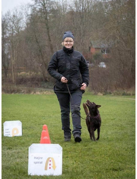 Pinewood hundförare jacka för kvinnor New Dog Sports