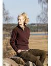 Pinewood women's sweater for hunting - Hurricane