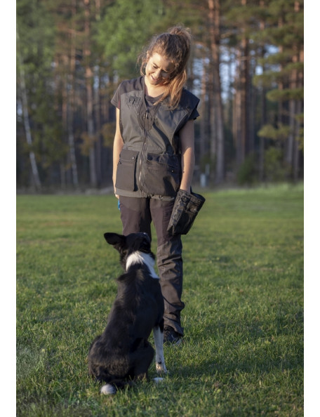Pinewood dog handler ladies vest - Dog Sports Light
