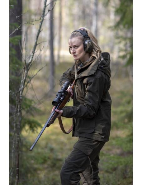 Pinewood jaktjacka Forest Strong för kvinnor