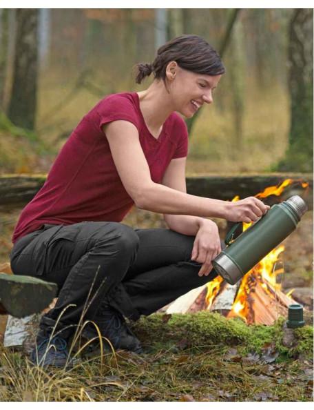 Karla Pro Curved outdoor bukser fra Fjällräven til kvinder i naturen