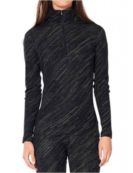 Langærmet undertrøje Troyer Vertex 250 til kvinder