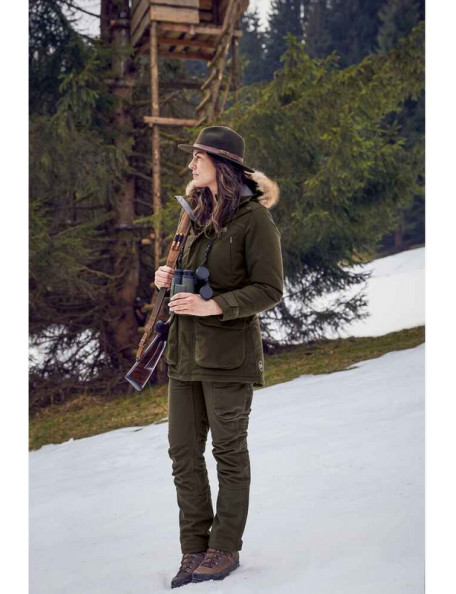 Expedition WNTR women's trousers for cold conditions
