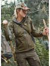 Hunting and outdoor women's jacket Palearctic 365