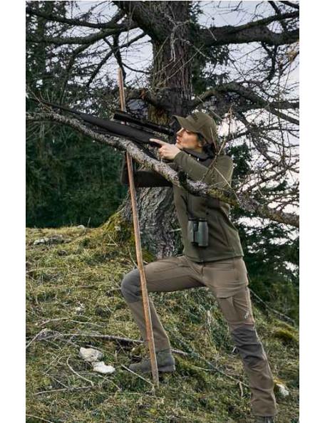 Mittlager jacka Palearctic Ground fleece från Merkel Gear för kvinnor