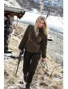 Long-haired anorak fleece for women - Hildur