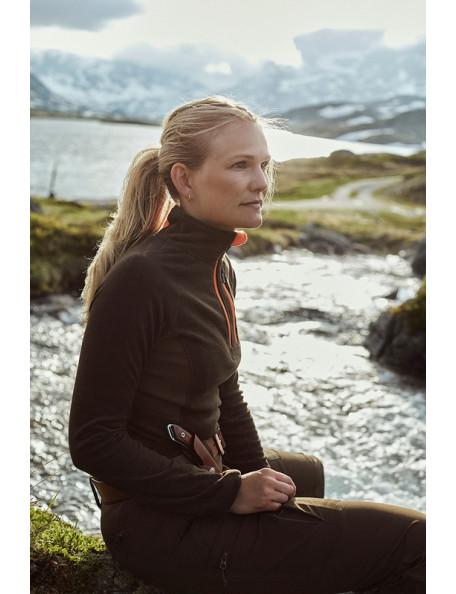Revna undertröjan för kvinnor i fleece från Northern Hunting
