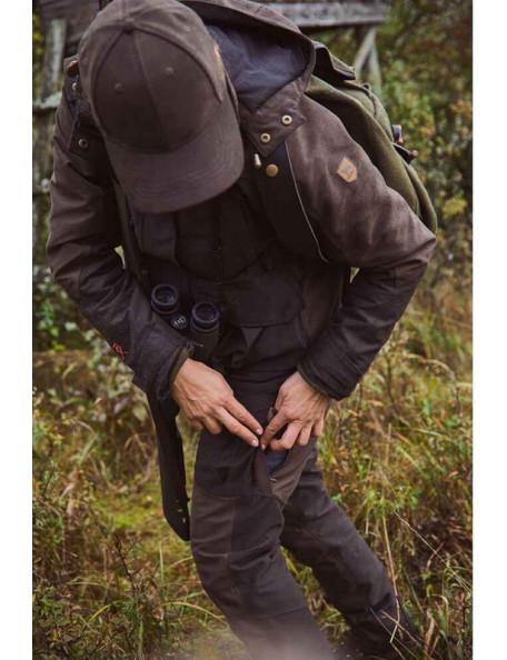Huntex padded vinter jagtbukser fra Parforce til kvinder