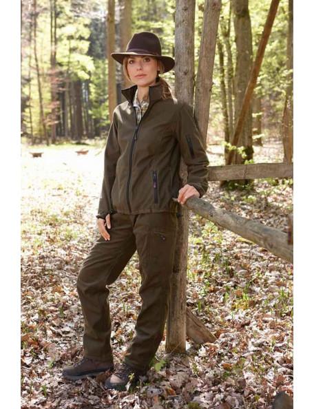 PassionXP membran fleece jakke fra Parforce til jagt